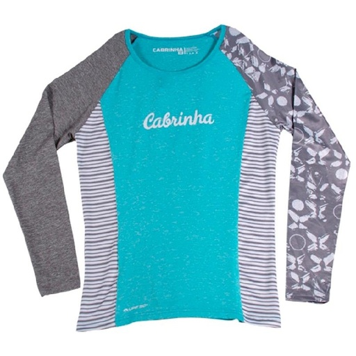 [KM8WWLSL] CABRINHA WOMEN LONG SLEEVE LYCRA