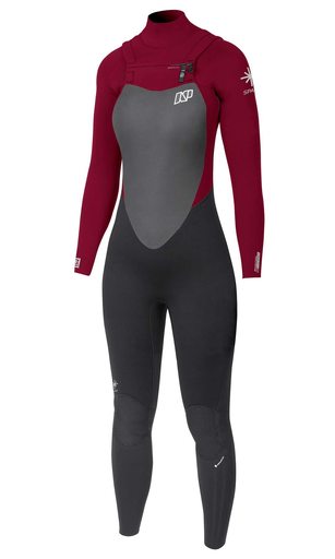 SPARK FRONT ZIP 5/4 LADIES